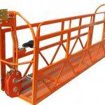 fenestro purigado bazita, zlp serio gondola, powered suspended platformo zlp630
