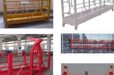 800 kg pentrita / varma galvanigita / aluminia alojo nuligita aliron ekipaĵon zlp800