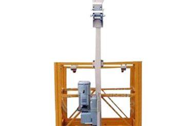 250kg unu viro malakceptis laborantan platformon l striruppo kun ltd6.3 arko