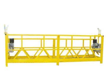 zlp 630 provizore instalita malakceptita labora platformo kun rangita kapacito 630kg